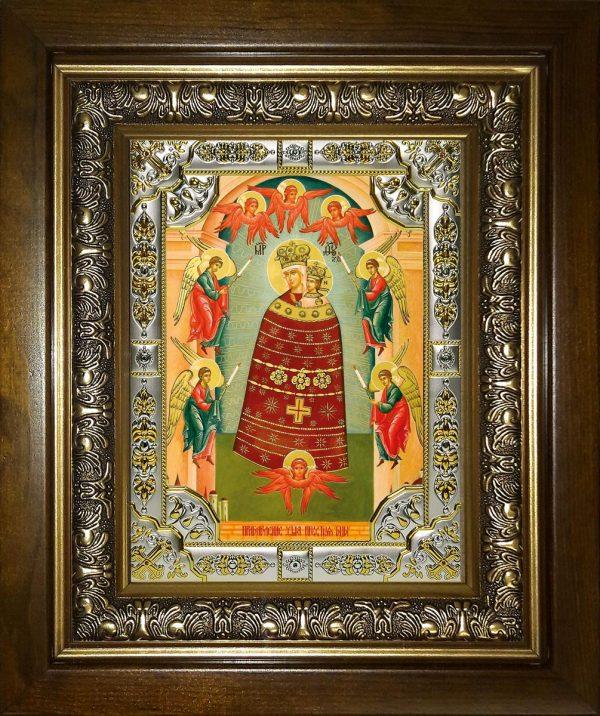 купить икону Божья Матерь Прибавление Ума