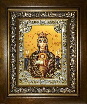 купить икону Божья Матерь Неупиваемая чаша