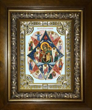 купить икону Божья Матерь Неопалимая Купина