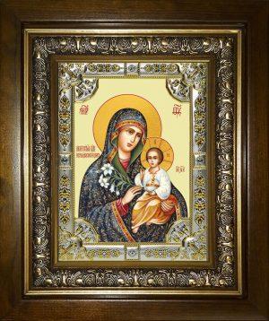 купить икону Божья Матерь Неувядаемый Цвет