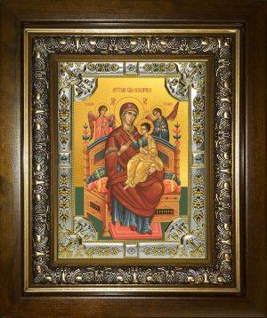 купить икону Божья Матерь Всецарица
