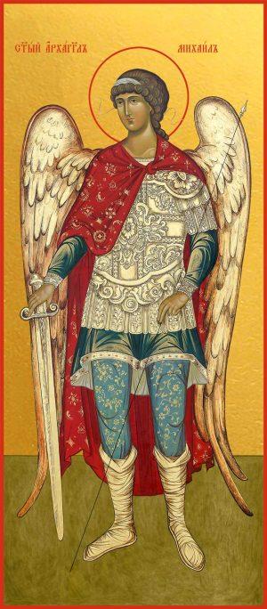 Мерная икона Михаил Архангел
