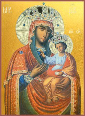 купить Черниговскую икона Божьей Матери