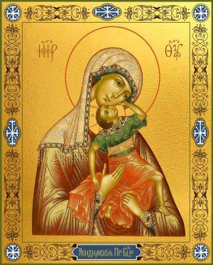 купить икону Божией Матери Акидимская