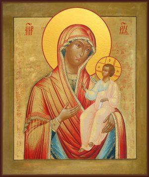 купить Иверскую икону Божьей Матери