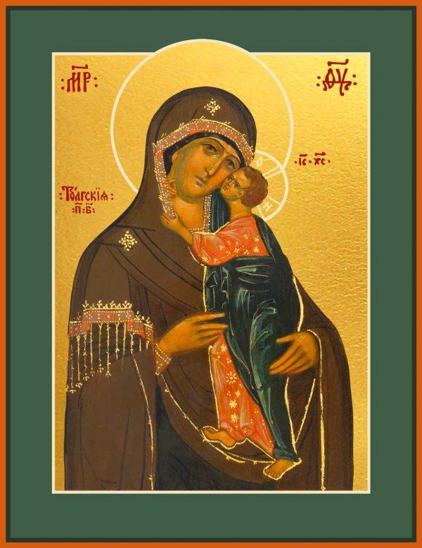Толгскую икону Божьей Матери