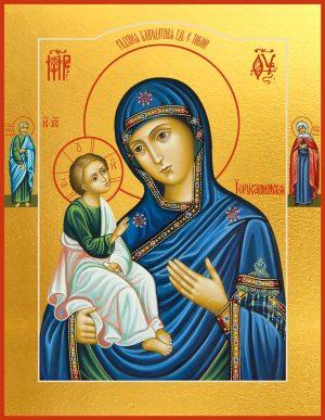 купить Иерусалимскую икону Божьей Матери