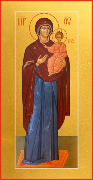 купить икону Божьей Матери Одигитрия