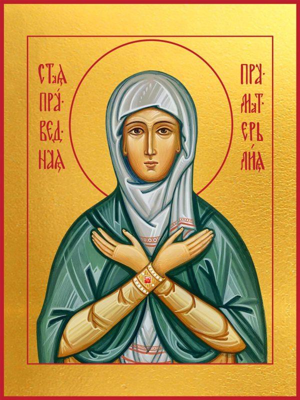 купить икону святой Лии праматери