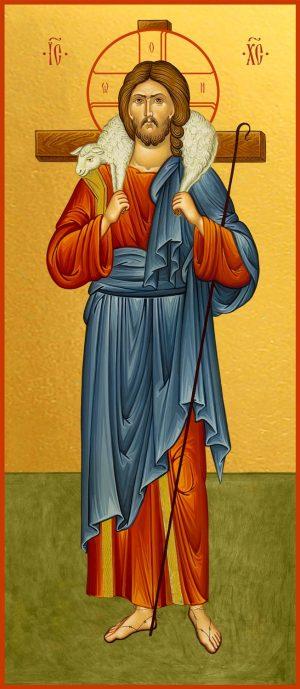 купить икону Пастырь Добрый