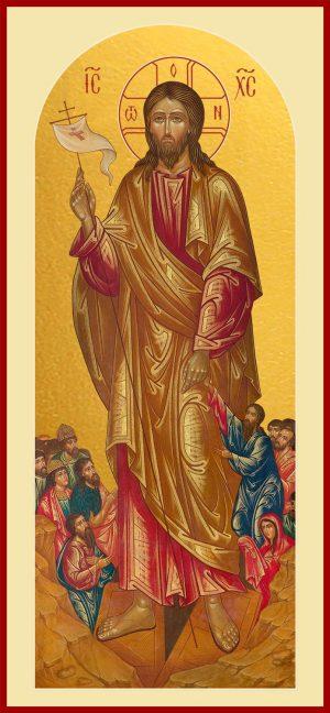 купить икону Воскресение Словущего