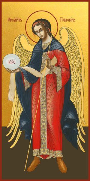 купить икону Гавриила архангела