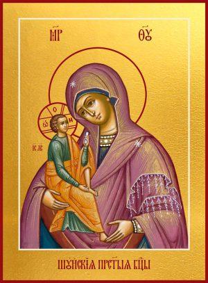 Шуская икона Божьей Матери