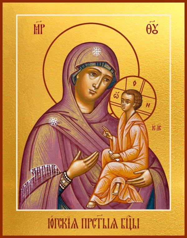 Югская икона Божьей Матери