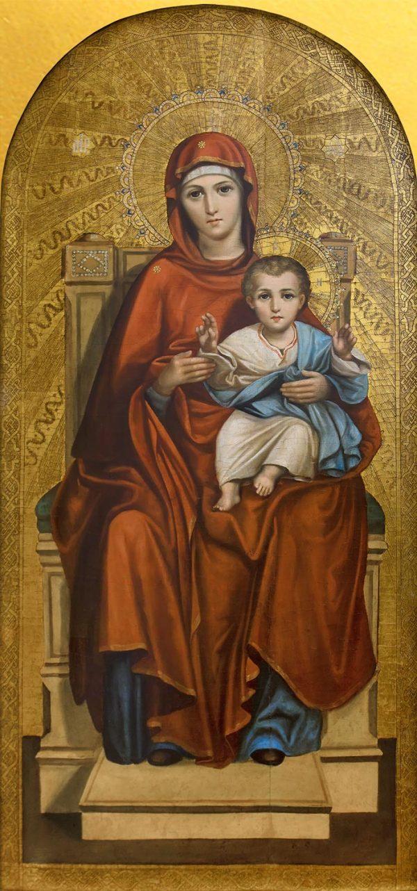 купить икону Божьей Матери