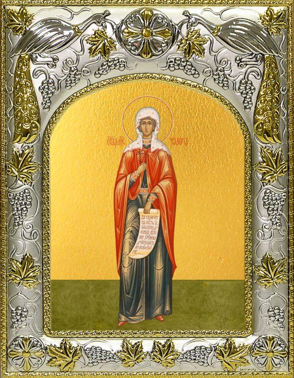 купить икону Калерия (Валерия) Кесарийская (Палестинская)