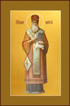 Мерная икона Иннокентий, митрополит Московский святитель