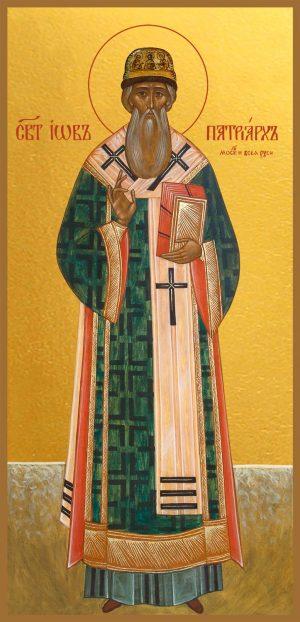 Мерная икона Иов, патриарх Московский