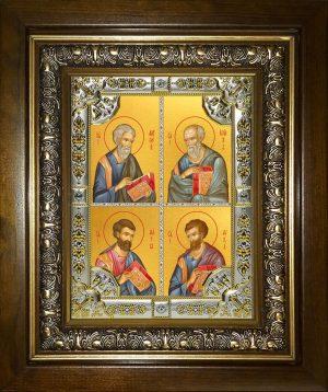 купить икону Святые Апостолы и Евангелисты Матфей, Иоанн, Марк и Лука