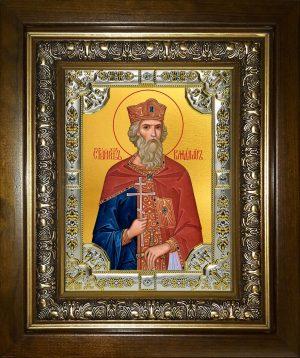 купить икону Владимир равноапостольный великий князь