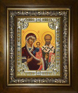 купить Ржевская-Оковецкая (Прозрение очес) икона Божией Матери