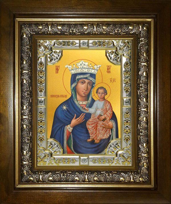 купить Юровичская «Милосердная» икону Божией Матери