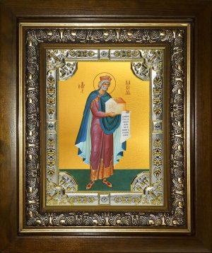 купить икону святого Давида
