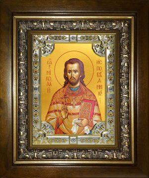 купить икону святой Николай (Попов) мученик