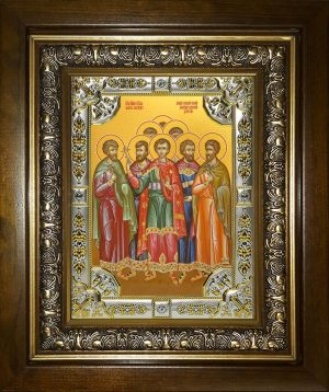 купить икону Собор мучеников Кесарийских