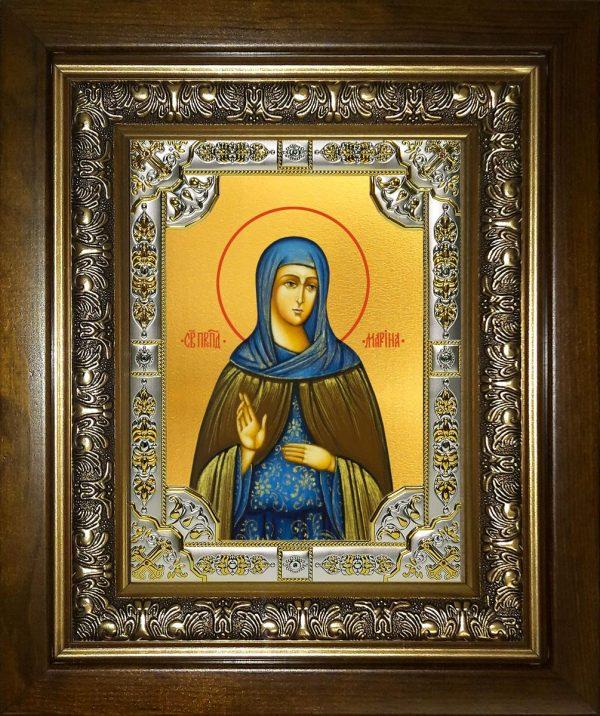 купить икону святая Марина Берийская (Македонская)