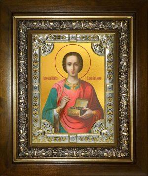 купить икону Пантелеймон великомученик и целитель