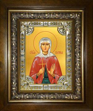 купить икону святой Кристины (Христины)