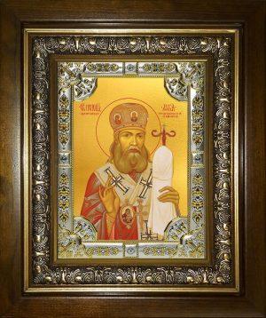 купить икону Луки Крымского в окладе
