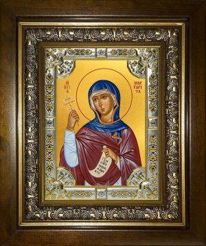 купить икону Маргарита Антиохийская