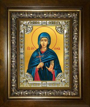 купить икону София мученица