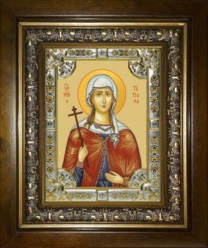 купить икону Татьяна, Татиана мученица
