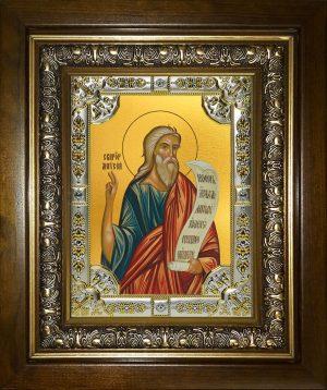 купить икону святой Моисей пророк