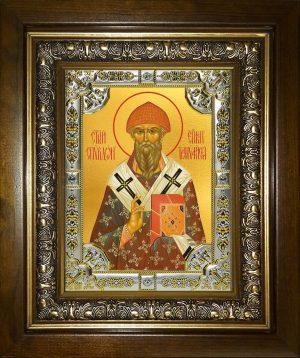 купить икону Спиридон Тримифунтский святитель