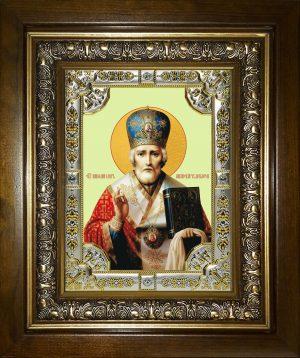 купить икону Николай Чудотворец, архиепископ Мир Ликийских