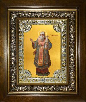 купить икону Алексий, митрополит Московский, святитель