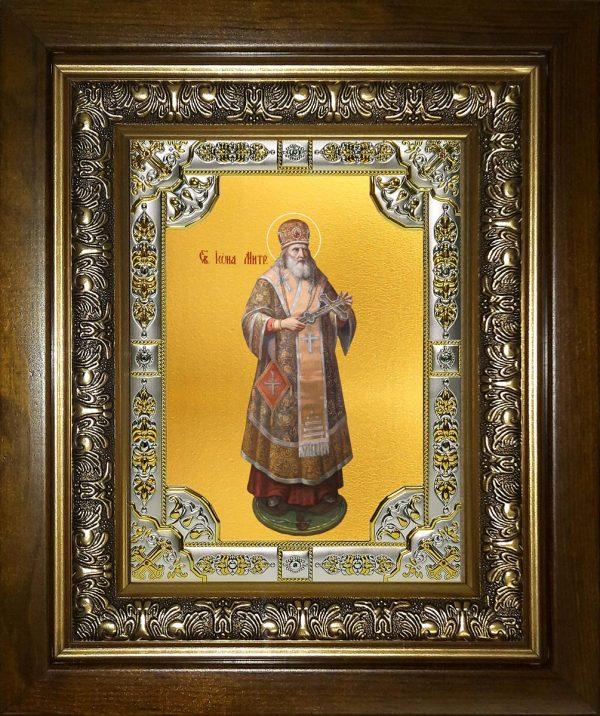купить икону святой Иона Московский