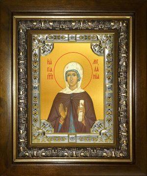 купить икону святая Мелания Римляныня преподобная