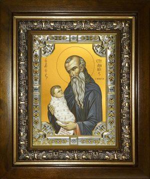купить икону Стилиан Пафлагонский преподобный