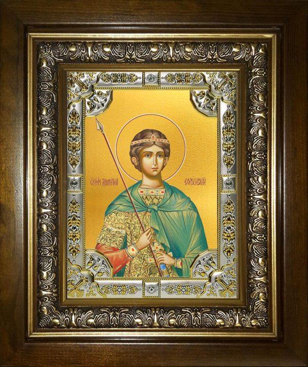 купить икону Дмитрий(Димитрий) Солунский великомученик