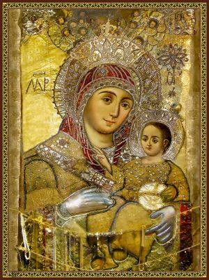 купить икону Вифлеемская икона Божией Матери