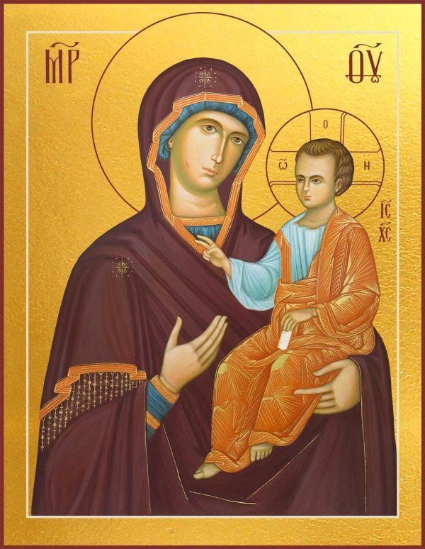 купить икону Божией Матери Иверская