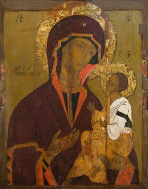 купить икону Божьей Матери Грузинская
