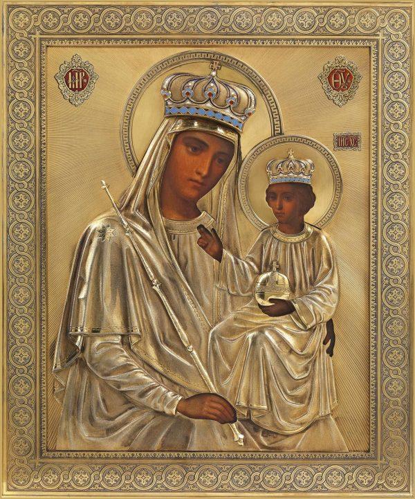 Купить икону Белыничскую икону Божией матери