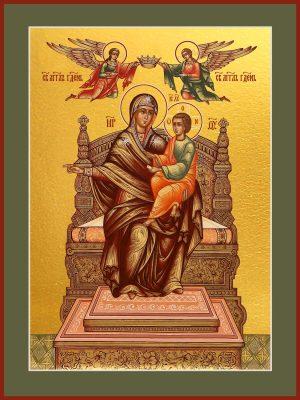 купить икону Божьей Матери Экономисса