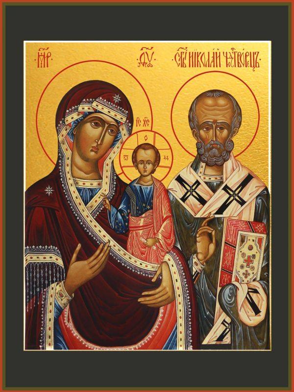 купить икону Божией Матери Ржевская-Оковецкая